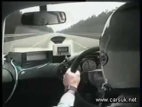 McLaren F1 - 241mph Speed Record