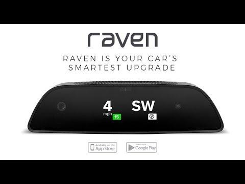 Raven - LTE Dashcam, Security, Navigation & More