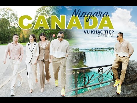 [Tập 12] - Vũ Khắc Tiệp Choáng Ngợp Trước Sinh Nhật Tỷ Phú Mỹ & Hành Trình Khám Phá Niagara - Canada