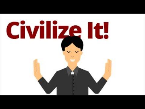 The Vortex — Civilize It!