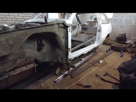 Стапель для ремонта кузова ВАЗ 2108-2115 И в дальнейшем для сборки нового кузова