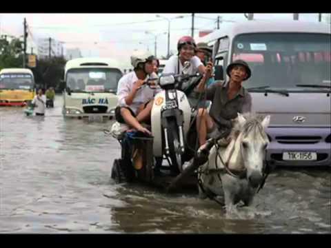 Bài hát về lũ lụt ở Hà Nội - PTDL.Lương Thế Vinh
