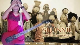 OST Opening Si Unyil Versi 10 Genre Musik Guitar Cover By Mr. JOM