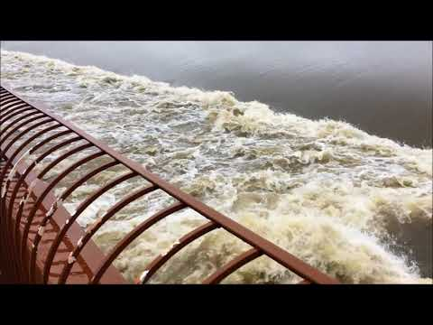 Hurricane Harvey Flooding In The Woodlands Texas 2017
