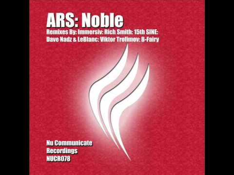 ARS - Noble (Original Mix)