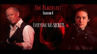 The Blacklist || *fan video* UN-OFFICIAL Trailer Season 6 (version 1 - long)
