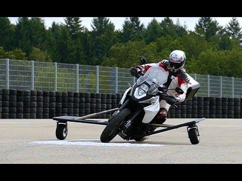 0 - Bosch testet ein Anti-Rutschsystem für Motorräder