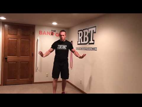 Complete Band Gym workout