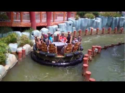 Water rides at Orlando theme parks Disney SeaWorld Universal Orlando
