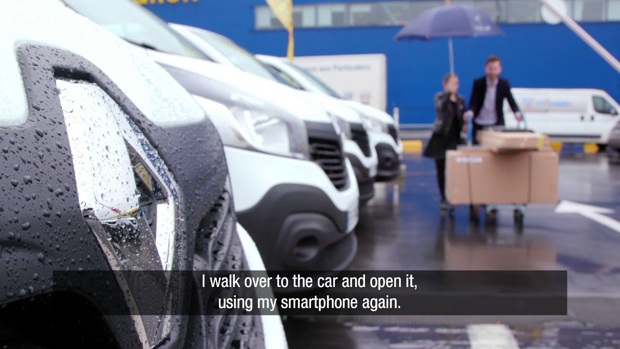 Renault Mobility Ikea Furniture Transportation With Your