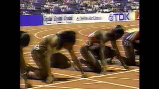 Gwen Torrence vs. Gail Devers  - Women's 100m - 1996 Atlanta Grand Prix