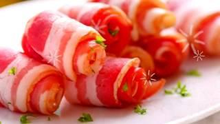 бекон полезный свойств // калорийность жареного бекона, бекон копченый калорийность, сколько калорий
