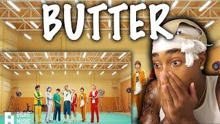 TOO MUCH DRIP! BTS (방탄소년단) 'Butter (Cooler Remix)' Official MV (REACTION!!!)