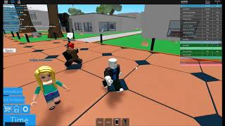 Roblox Exploiting #8 | Exploiting At Highschool Dorm Life With Fe Hammer