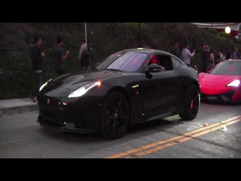 Hypercars Shut Down Monterey! (Car Week 2017)