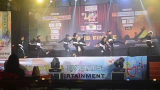 Khel Mandala Dance  By G2R2 Students( Women Power Theme)