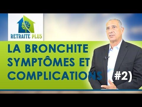 bronchectasie respirer essoufflement