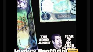 02 We Need Order - The Narcicyst Fear Of An Arab Planet
