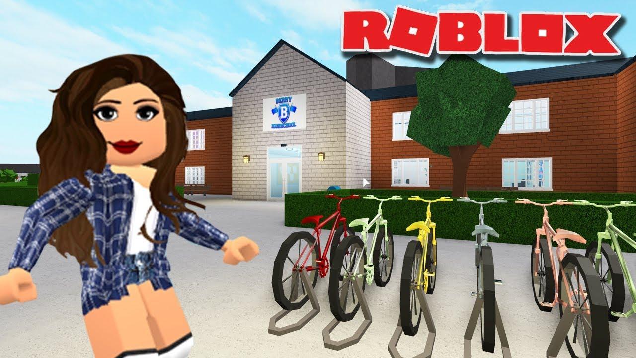 Roblox Bloxburg School