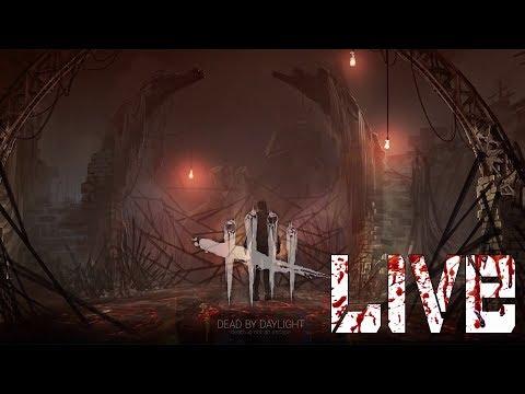ING LIVE: Dead By Daylight, Perk Roulette (testing HUB 4G+)