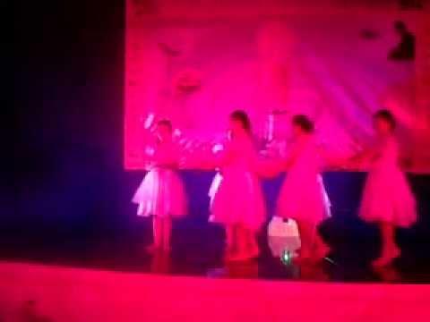 Bài múa Gặp mẹ trong mơ!