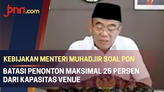 Aturan Penonton di PON XX Papua, Maksimal 25 Persen - JPNN.com