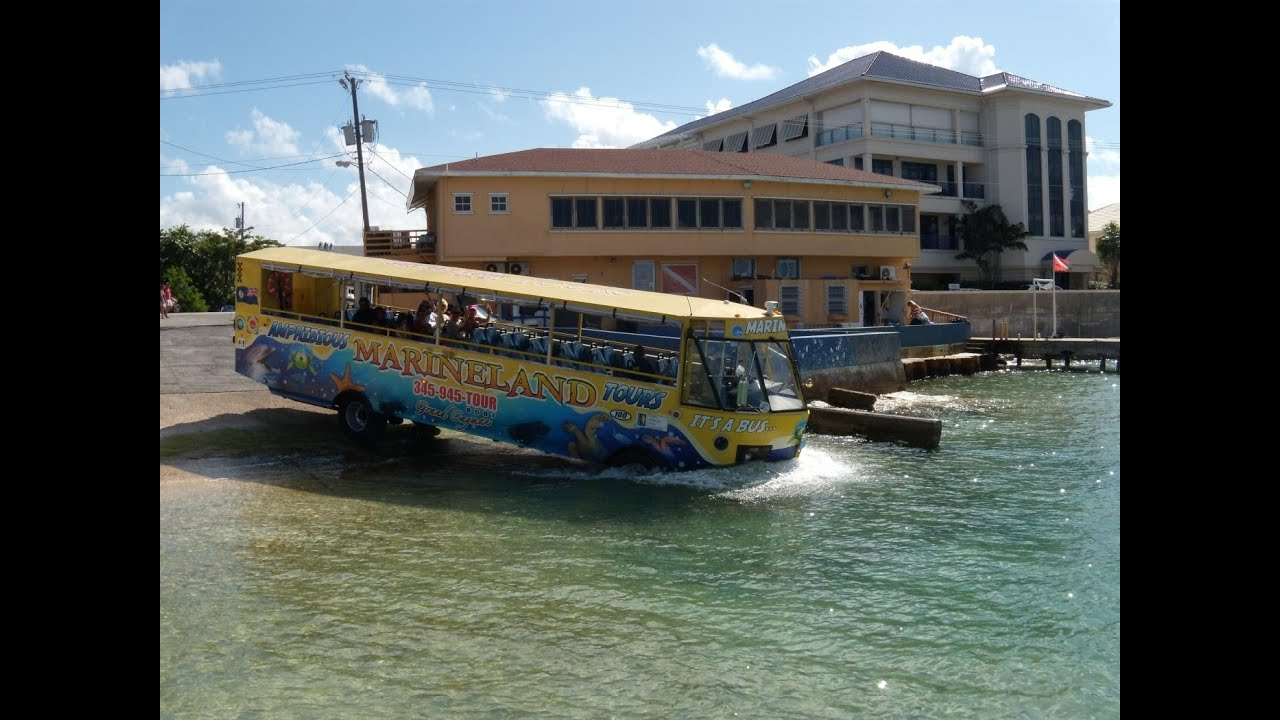 Cayman Islands Water Taxi