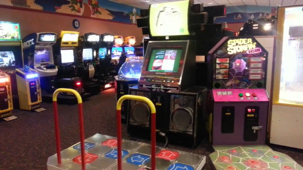 best casino arcade in vegas