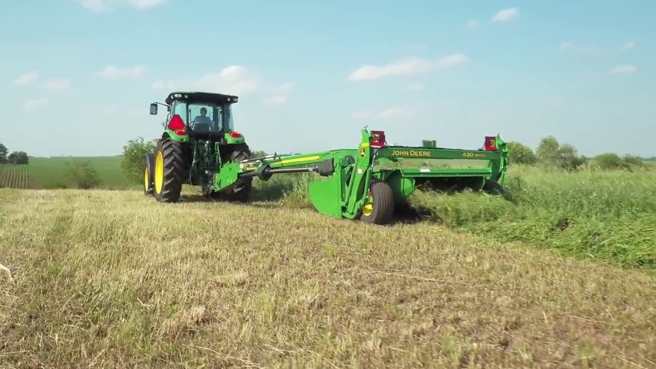Speed Up Dry Down with New MoCo Options from John Deere