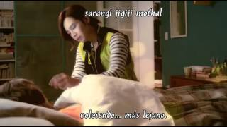 [Love Rain OST] Tiffany - Because It's You (Sub. Esp. + Rom.)