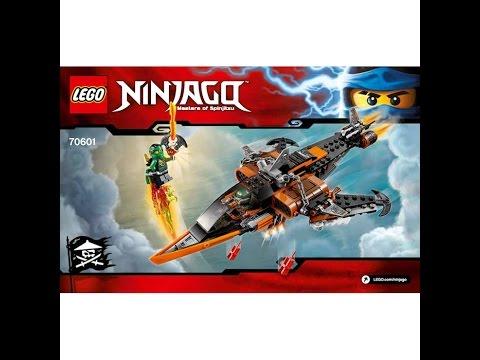 Лего ниндзя го инструкция 70601