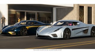 The Crew 2 - Fully Upgraded 314mph Top Speed Koenigsegg Regera Gameplay + Perfect Tuning