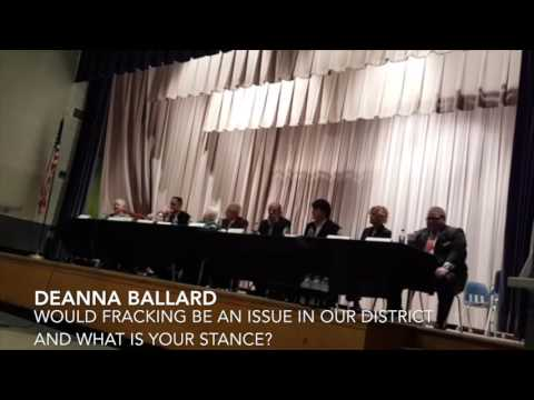 2016 Avery Journal Times Candidate Forum: Part 2