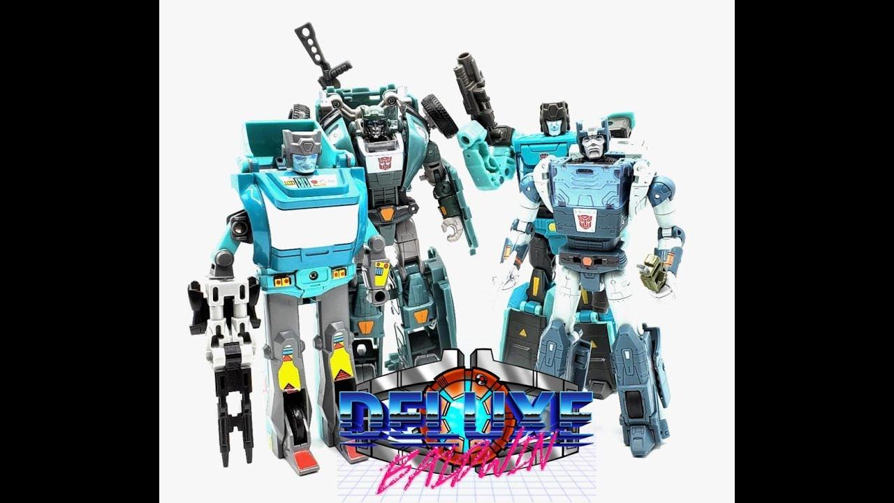 Transformers Evolution of Kup Action Figures! (1986-2021)