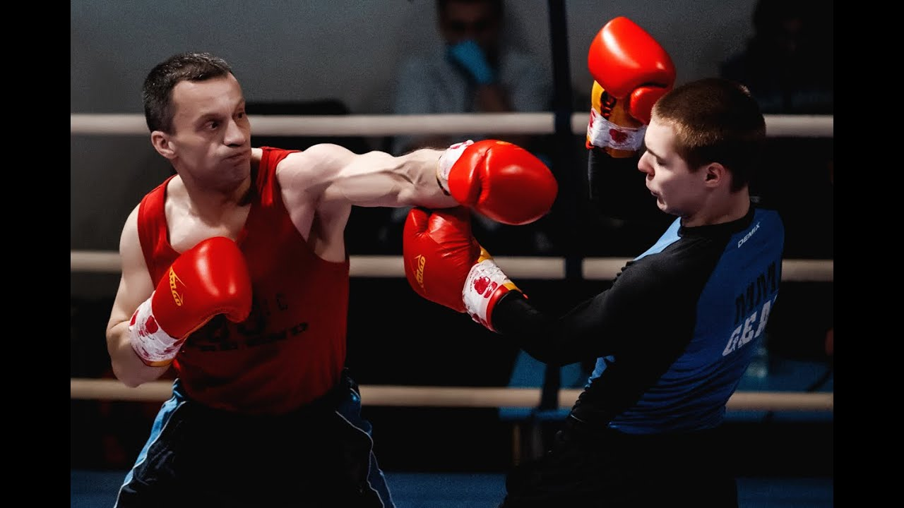 Босс Бокса 2 Апреля - Мангуст против Дедули