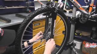 BLACK AQUA Cross 2421 V Инструкция по сборке велосипеда из коробки(, 2015-10-19T06:54:01.000Z)
