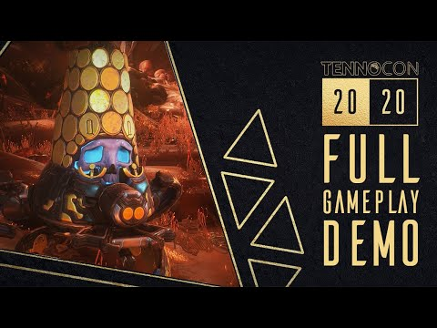 [TennoCon 2020] - Heart of Deimos Gameplay Demo