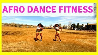 AFROBEAT DANCE TUTORIAL/ HOW TO DANCE TO AFRICAN MUSIC