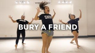 Billie Eilish - bury a friend (Dance Video) | @besperon Choreography Video