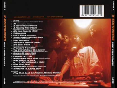 X-Ecutioners-Genius Of Love 2002