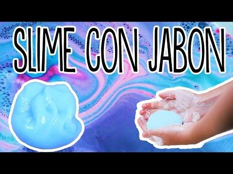 What! ¿funciona?:Slime de jabon