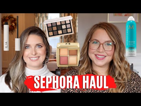 Sephora Holiday Sale Haul & Recommendations