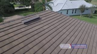 the roofing company eagle tile roof bel air color brown gray range