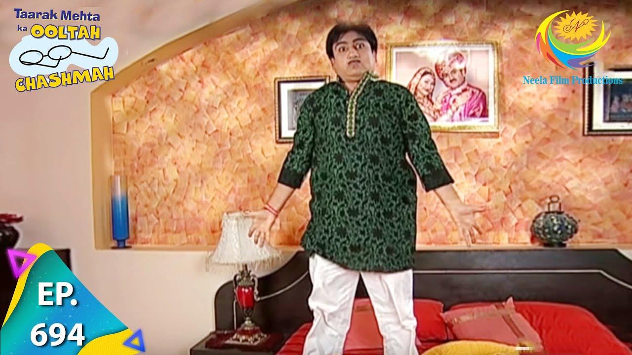Download Taarak Mehta Ka Ooltah Chashmah - Episode 694 - Full Episode