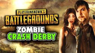 HWSQ #52 - Zombie Crash Derby   Playerunknowns Battlegrounds Deutsch
