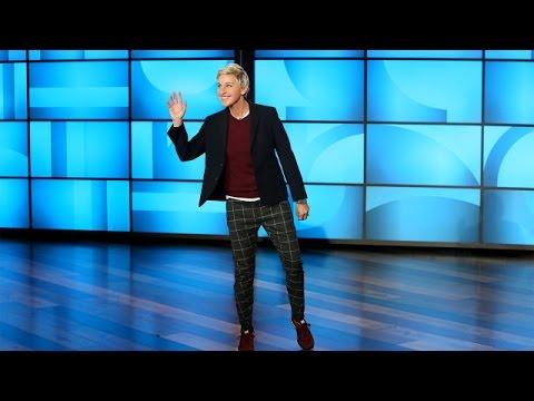 Ellen on the New iPhone