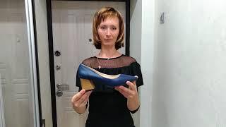 Обзор+дефиле!Туфли женские Riviera от Faberlic коллекция 2018