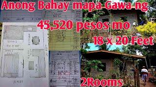 OFW SIMPLE HOUSE BAHAY NI ATE SA BUKID