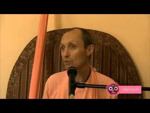 Шримад Бхагаватам 1.1.3 - Бхакти Ананта Кришна Госвами