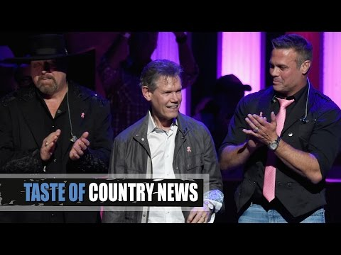 Randy Travis to Be Honored With All Star Tribute Show